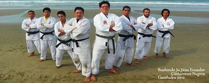 Bu Shin Do on the Beach