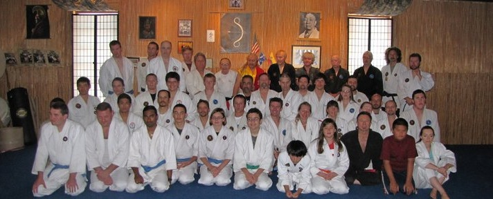 Bushidokan Gathering 2012