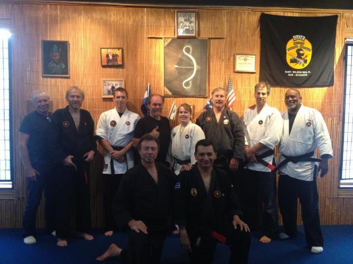 Bushidokan Black Belt Class