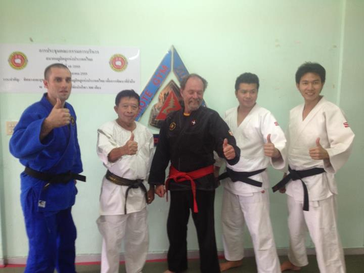 Thailand Black Belts